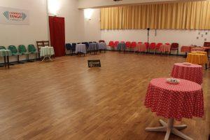 La salle de Clermont Tango